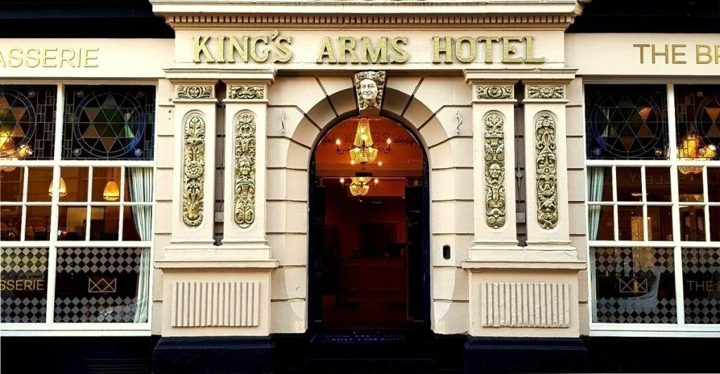 Royal Kings Arms Hotel